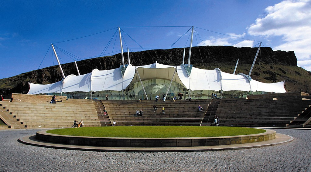 Our Dynamic Earth, venue for Service Design in Health